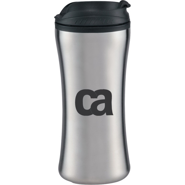 Customized Hourglass Tumbler 14 oz