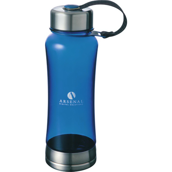 Printed Horizon BPA Free Sport Bottle 18 oz