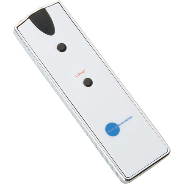Promotional Laser Pointer With L.E.D. Light