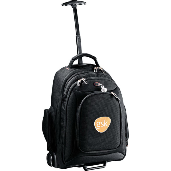 Promotional Neotec Rolling Compu-Backpack