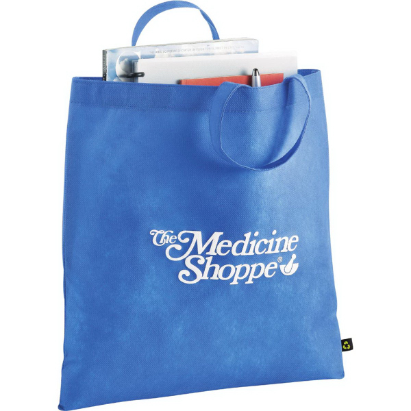 Imprinted PolyPro Non Woven Convention Tote