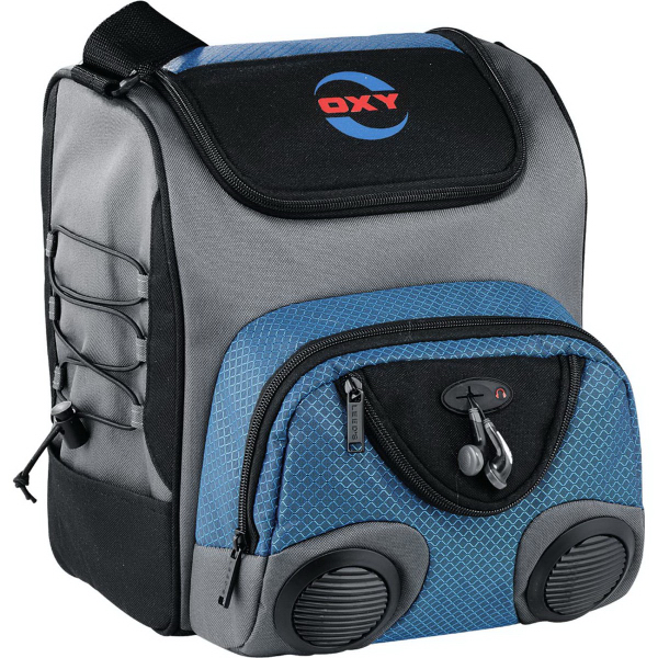 Imprinted Encore Compact Speaker Cooler