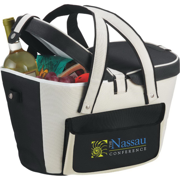 Customized Picnic Basket Cooler