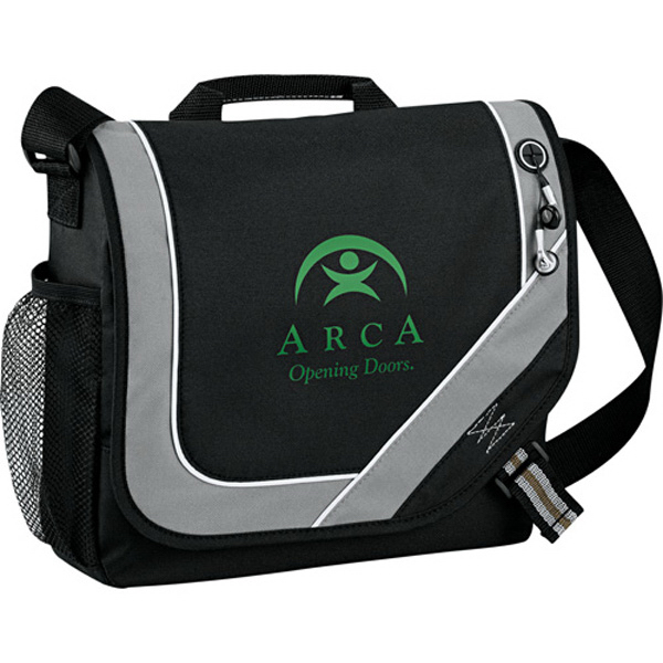 Promotional Bolt Urban Messenger Bag