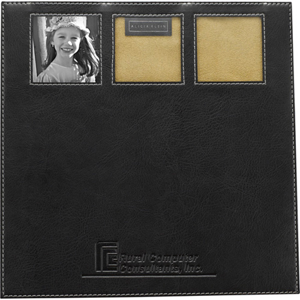 Custom Alicia Klein (R) Photo Frame Mousepad