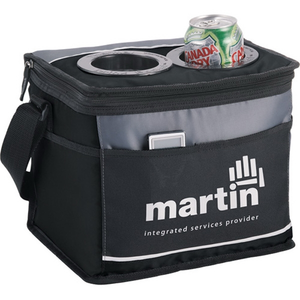 Printed California Innovations (R) 12-Can Drink Pocket Cooler