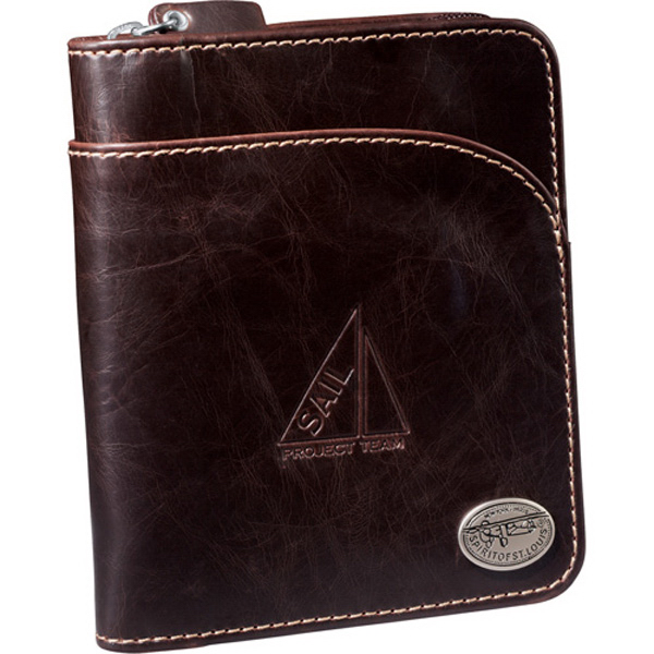 Personalized Spirit of St. Louis Venturer Wallet