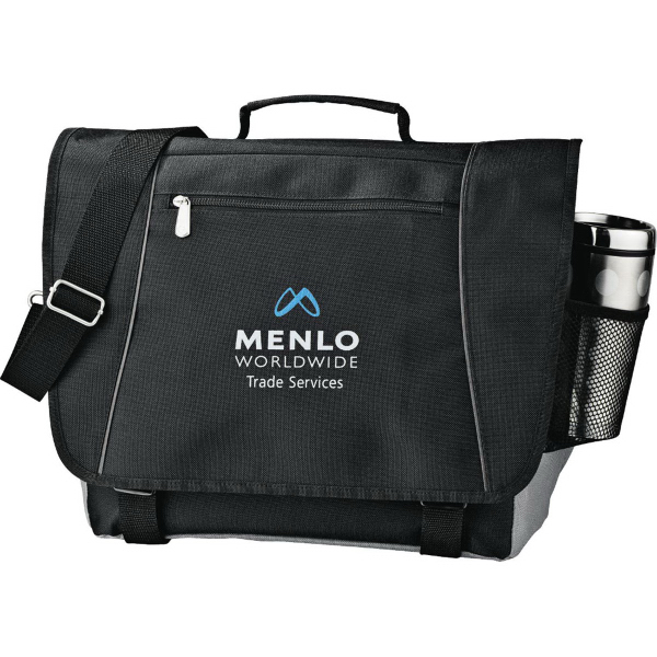 Promotional Verona Compu-Messenger Bag