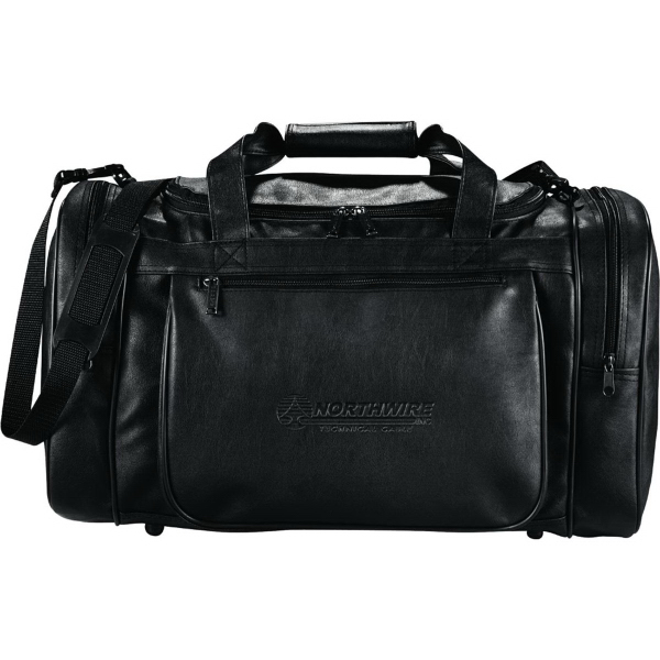 "Imprinted DuraHyde 20"" Duffel Bag"