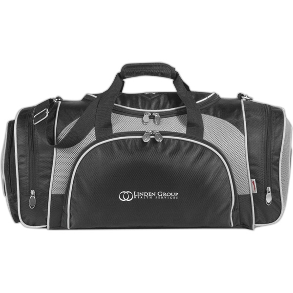 "Imprinted Slazenger (TM) Classic 22"" Duffel bag"