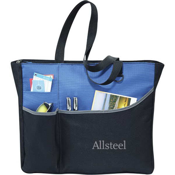 Personalized Metropolis Meeting Tote