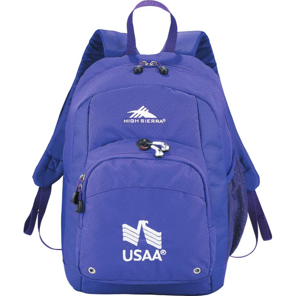 Customized High Sierra (R) Impact Daypack Bag