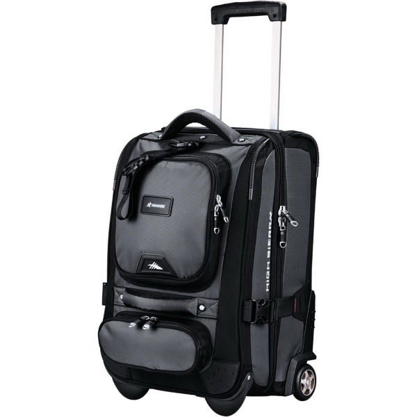 "Printed High Sierra (R) 21"" Carry-On Duffrite"