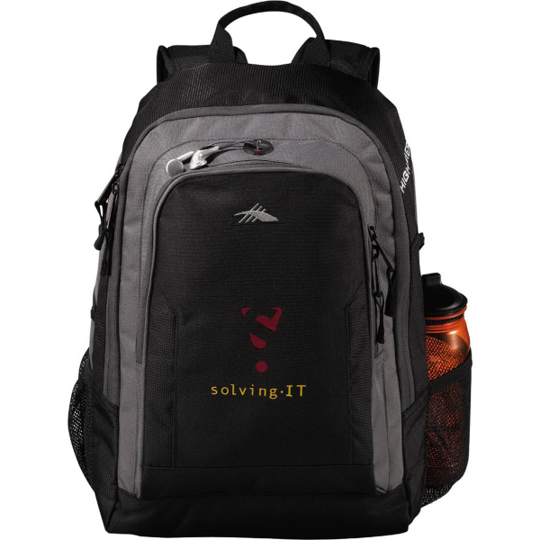 Custom High Sierra (R) Recoil Daypack Bag
