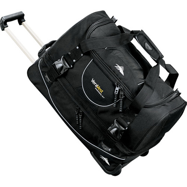 "Customized High Sierra (R) 22"" Rolling Duffel Bag"