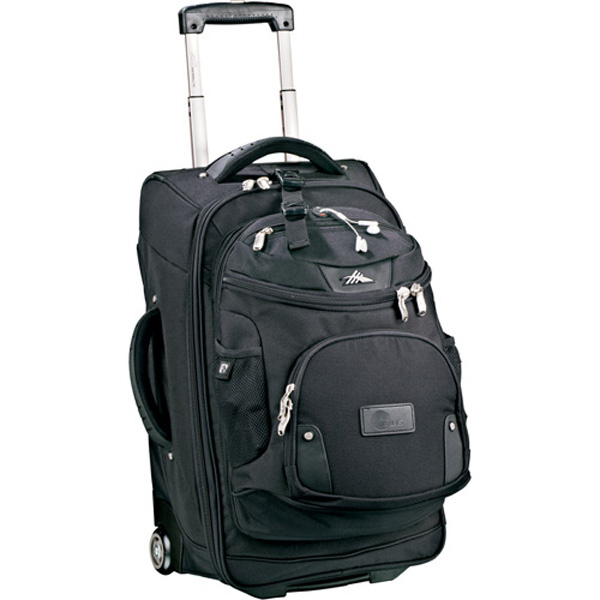 Promotional High Sierra (R) 22 Wheeled Carry-On with Removable DayPack