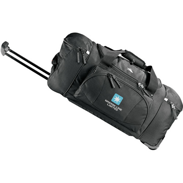 "Promotional High Sierra (R) 26"" Wheeled Duffel Bag"