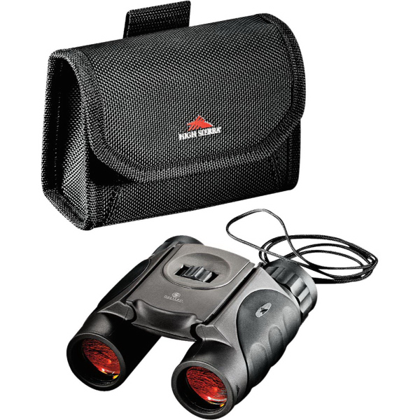 Imprinted High Sierra (R) Tahoe Binoculars