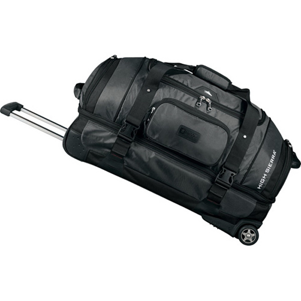 "Promotional High Sierra (R) 30"" Executive Sport Wheeled Duffel Bag"