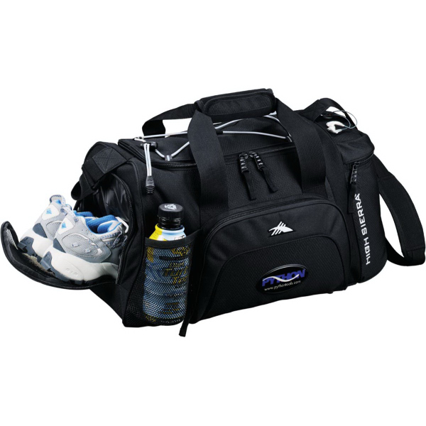 "Printed High Sierra (R) 22"" Switch Blade Duffel Bag"
