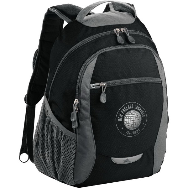 Customized High Sierra (R) Curve Backpack