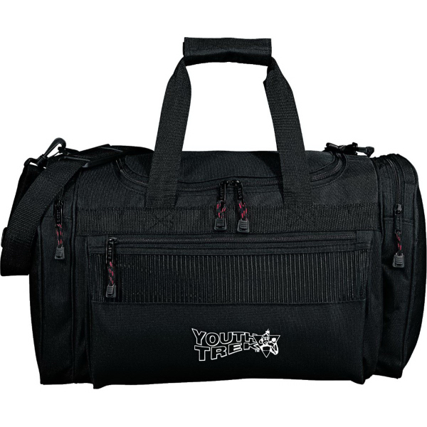 "Customized Excel Sport Deluxe 20"" Duffel Bag"