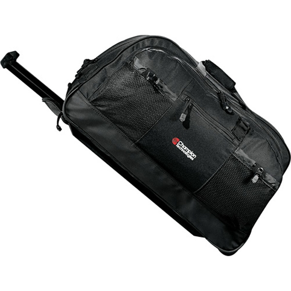 "Printed Urban Passage 25"" Rolling Duffel Bag"