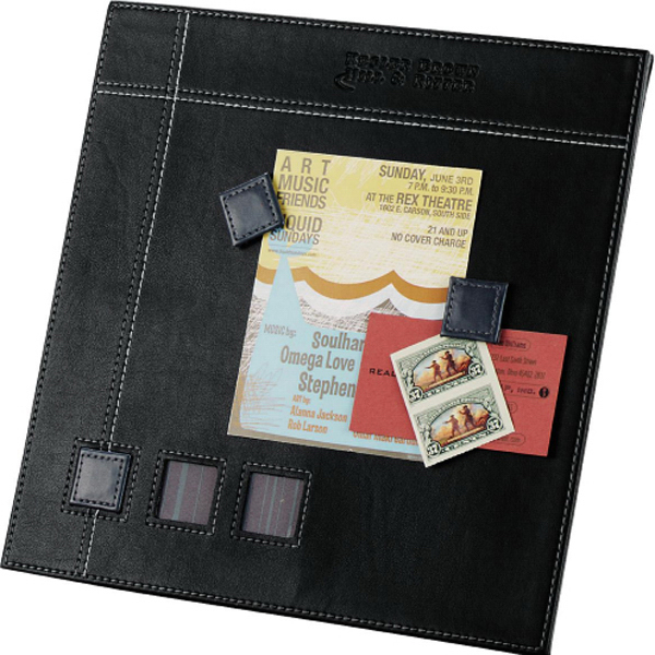 Imprinted Crossroads Magnetic Memo Board