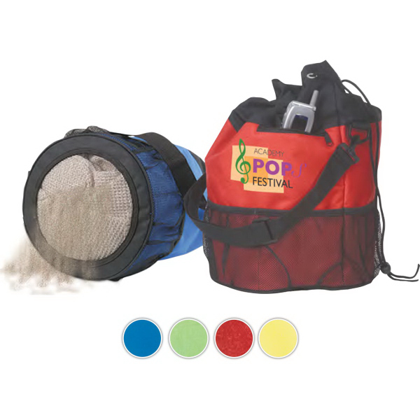 Custom Sand Bag Duffle