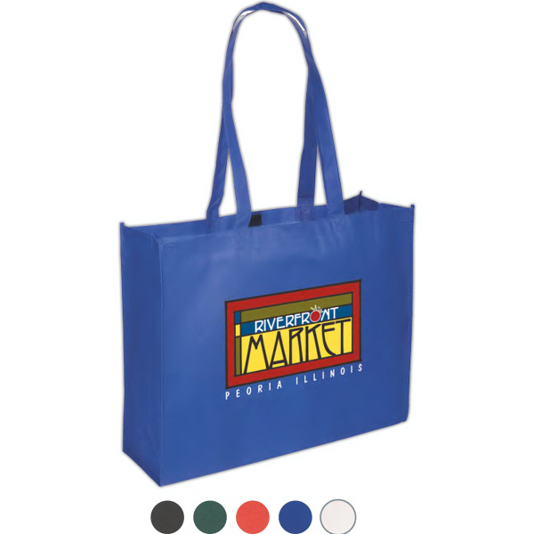 Personalized Mega-Show Tote - 80GSM