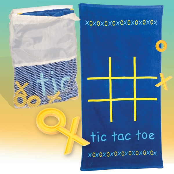 Custom LogoTec Tic-Tac-Towel Kit