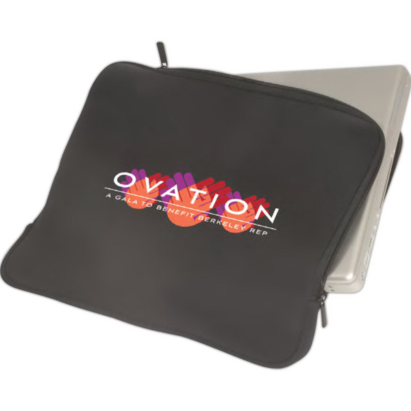 Printed LogoTec Laptop Sleeve - Neoprene
