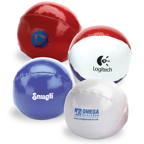 Personalized Leatherette Ball