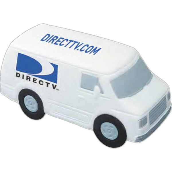 Personalized Van Stress Reliever