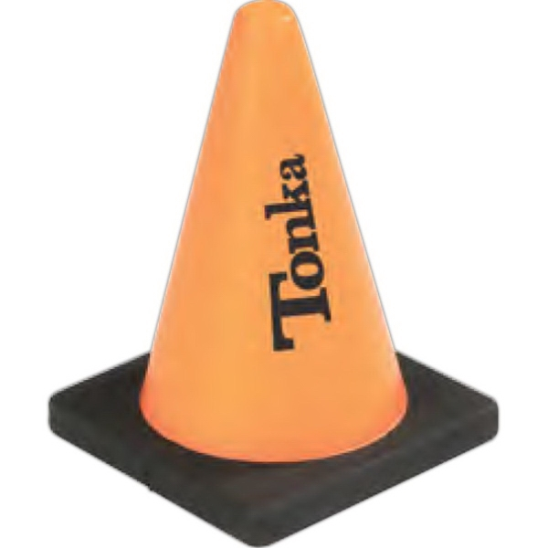 Custom Construction Cone Stress Reliever