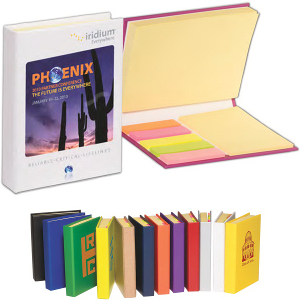 Imprinted Sticky Book(TM)