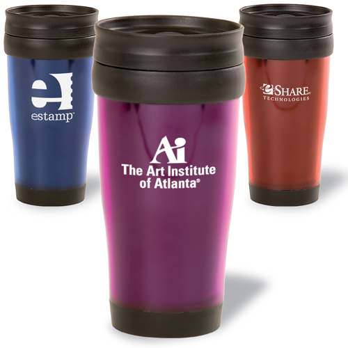 Imprinted Translucent Tumbler