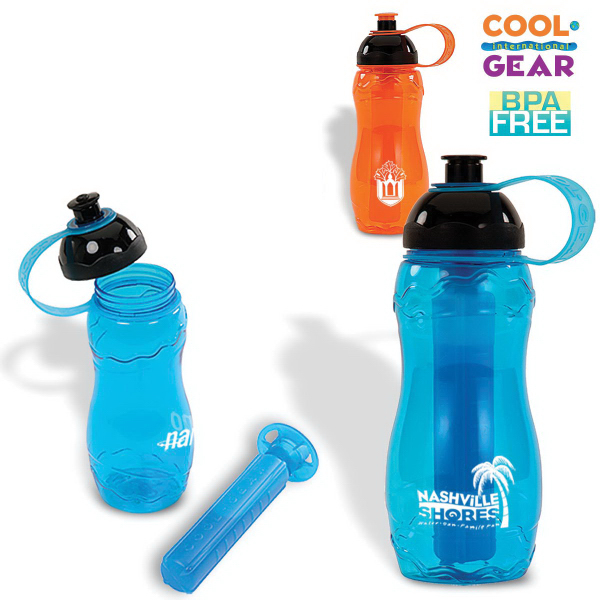 Promotional Cool Gear (TM) Small Chill Sport Bottle
