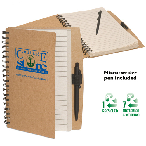 Promotional Eco-Note Keeper