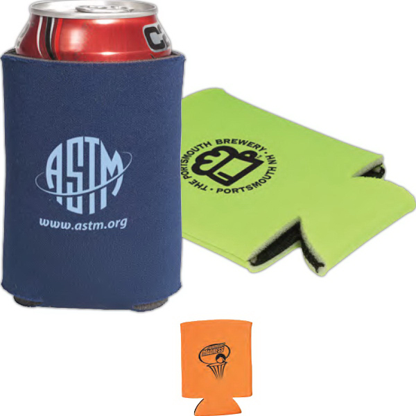 Personalized Pocket Can Holder