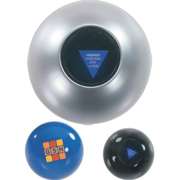 Imprinted Magic Answer Ball