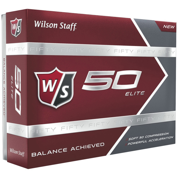 Promotional Wilson Staff 50 Golf Ball