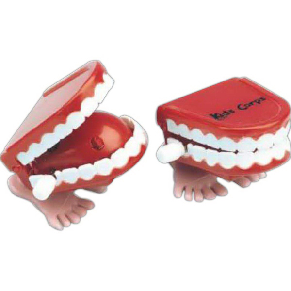 Promotional Chattering Teeth (Imprinted)