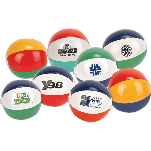 "Personalized 6"" Mini Beach Ball (Imprinted)"