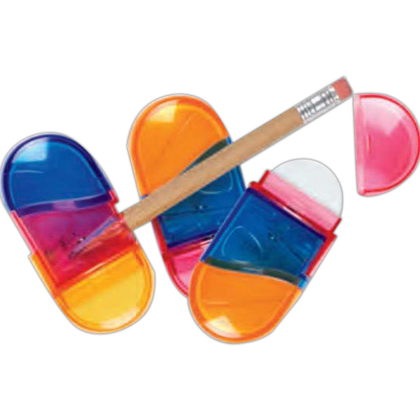 Promotional Eraser/Sharpener Combo (Imprinted)