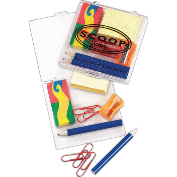 Imprinted Office-In-A-Box Stationery Set (Imprinted)