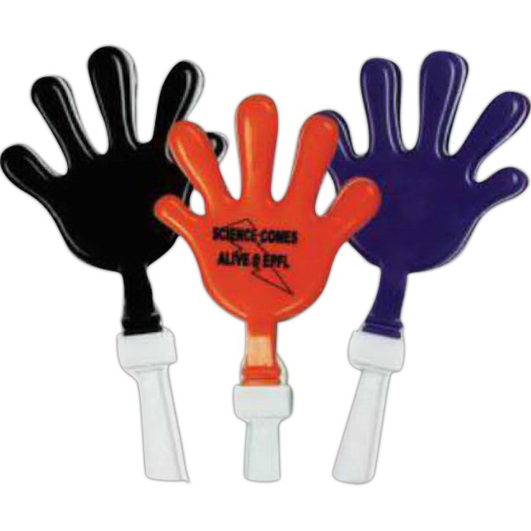 "Imprinted 7"" Clapper (Imprinted)"