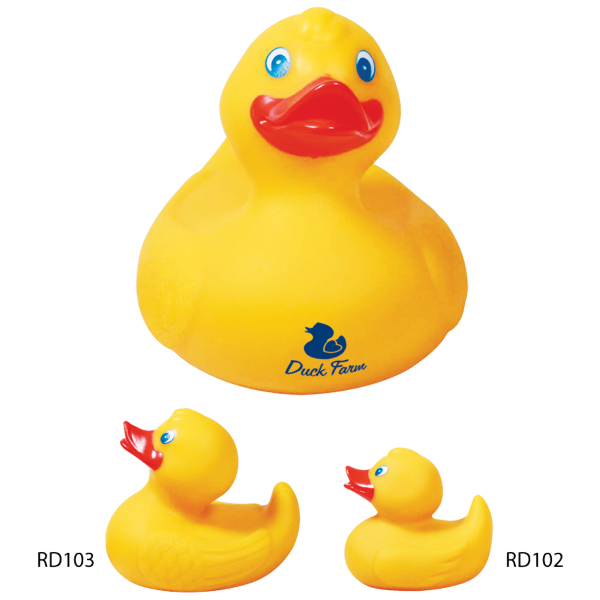 Customized Large Rubber Duck