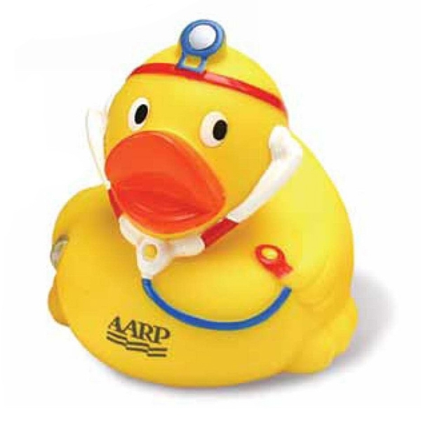 Custom Doctor Rubber Duck