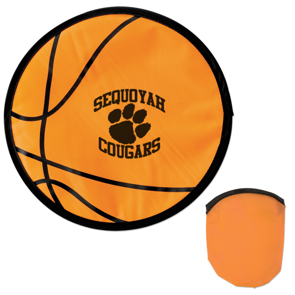 Promotional Basketball Flexible Flyer
